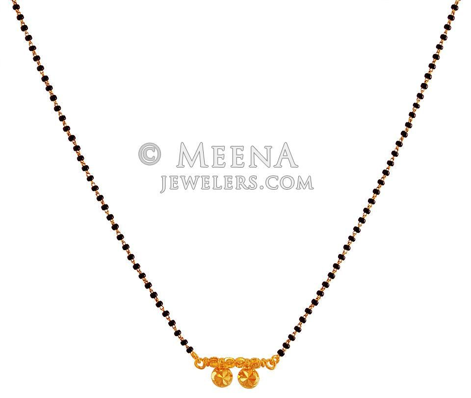 traditional long mangalsutra chms us gold designed with  chain of black holy beads teemed together center pendant also designs price rh pinterest