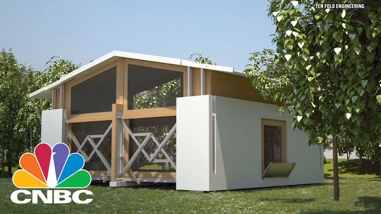SelfBuilding House Goes Viral CNBC Eco house design