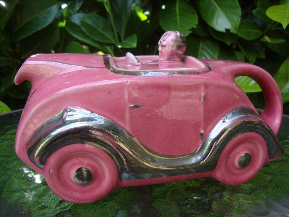 Racing Car Teapot