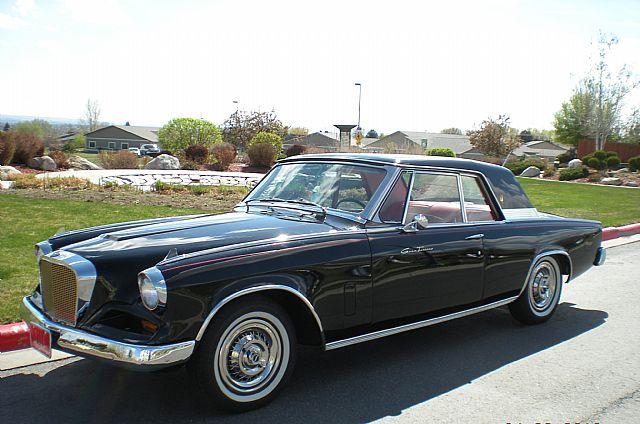 1962 Studebaker Gt Hawk For Sale