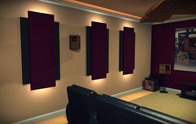 Paineis Acusticos Music Studio Room Acoustic Panels Home Studio Music