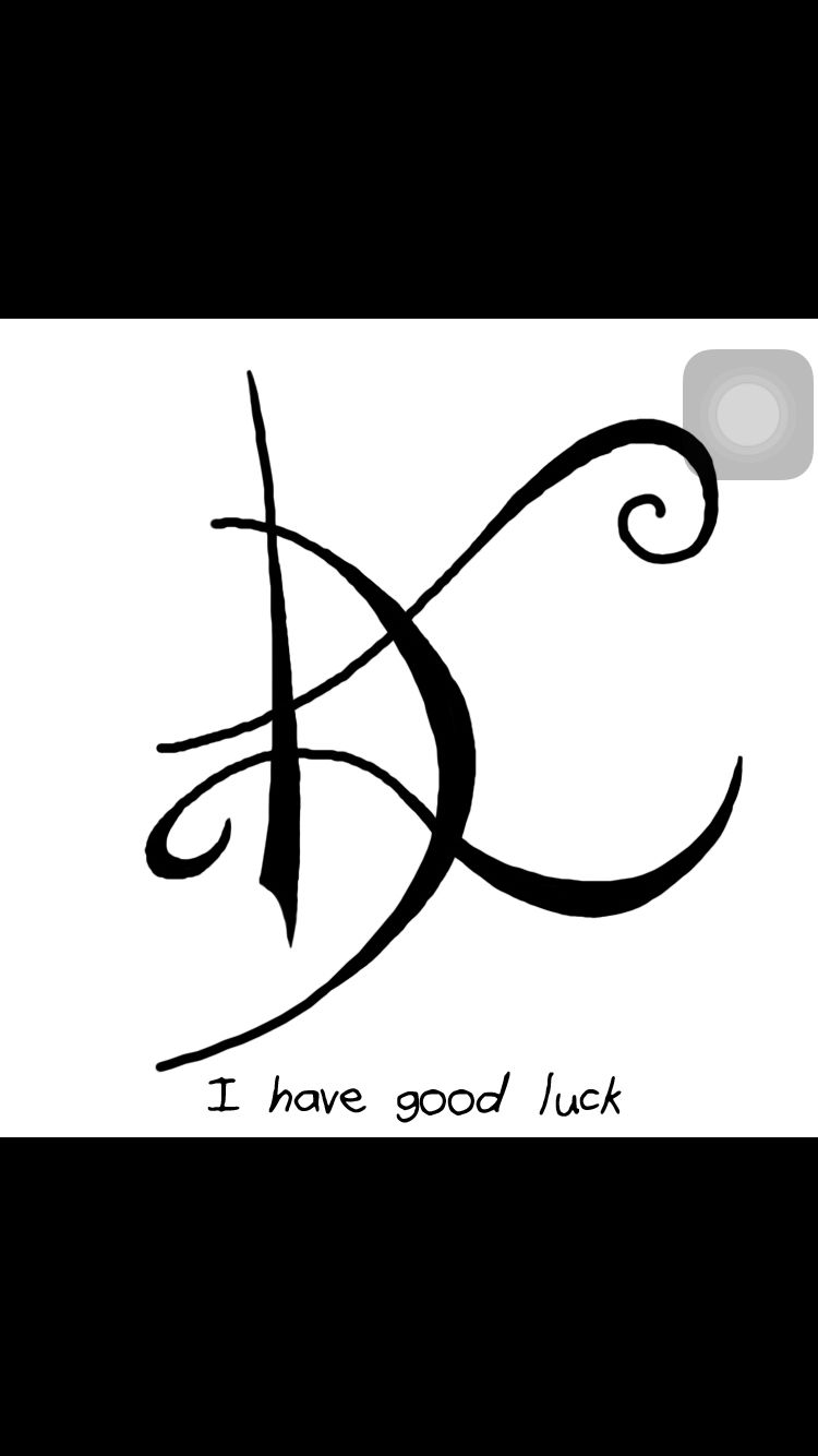 I have the best luck sigils pinterest symbols runes and witches today is a good day sigil i have good luck sigil witchysigils challenge day draw a sigil for happiness good luck self love or something else and give buycottarizona