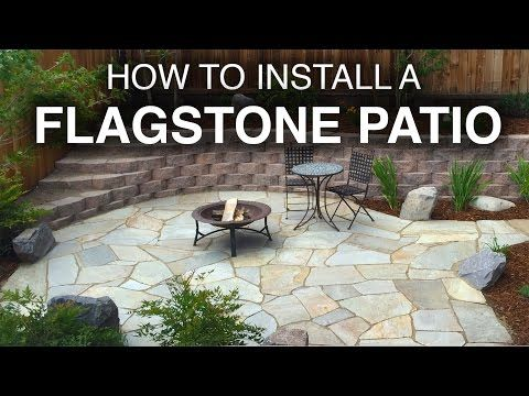 Looking For Ways To Jazz Up Your Garden S Landscape With A Fun Striking And Excellent Material Design Patio Installation Fire Pit Patio Diy Flagstone Patio