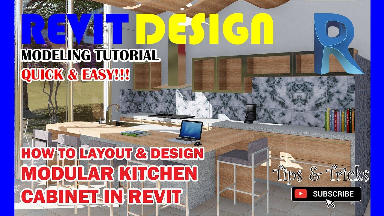 Pin By Ar Cris On Revit Design In 2020 Layout Design Modular Cabinets Modular Kitchen Cabinets