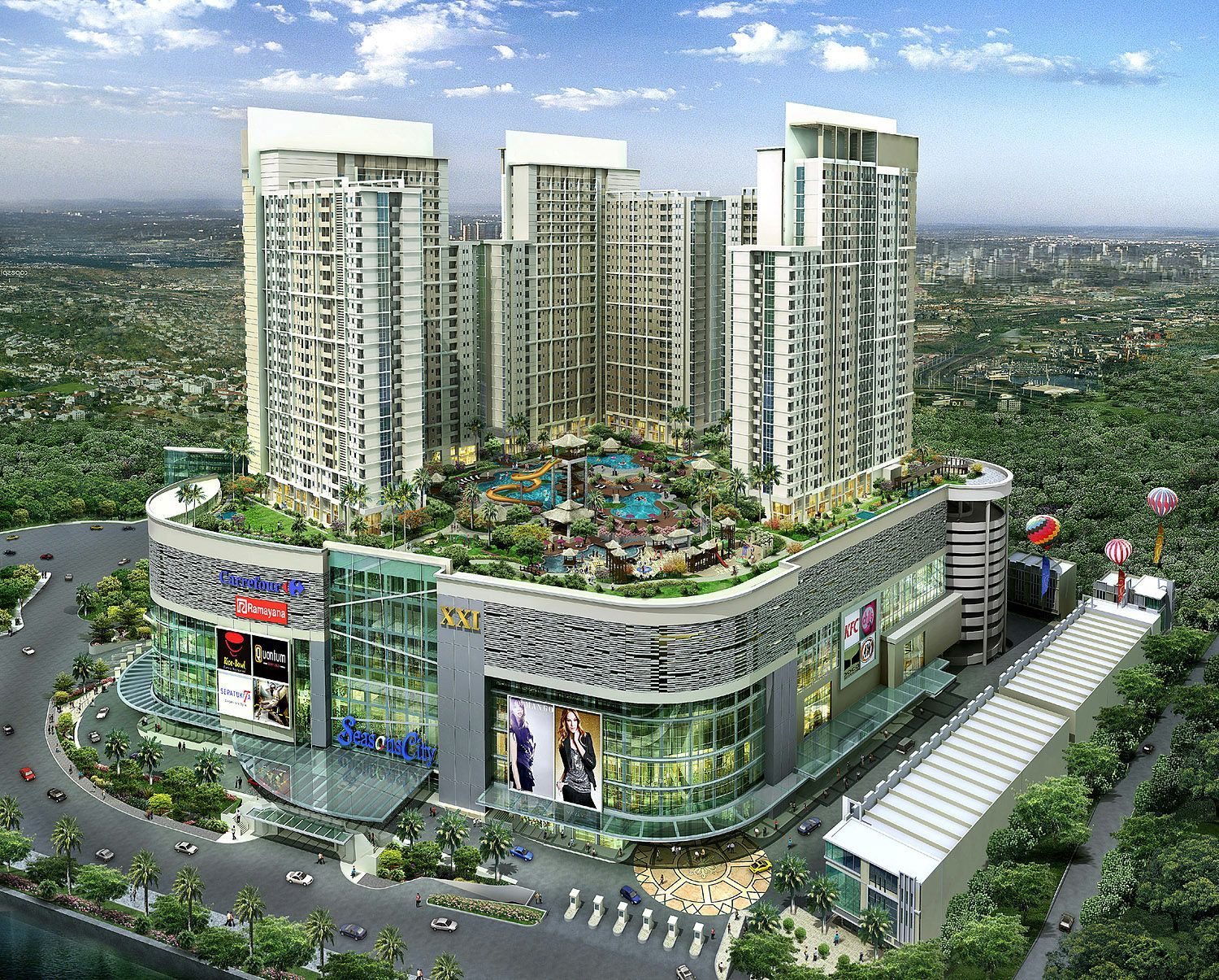 Image result for seasons city mall