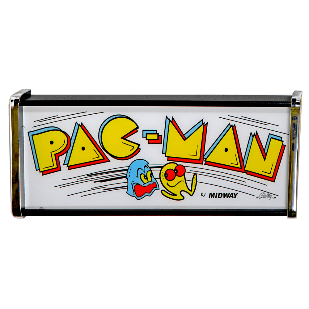Pin on Classic Video Game Marquee Light Box