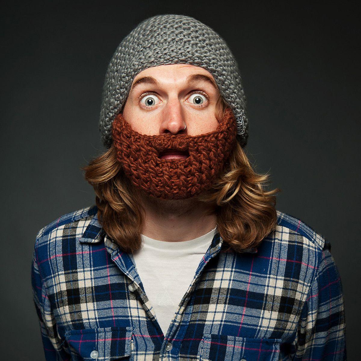 Original Beardo Hat Grey by Beardo