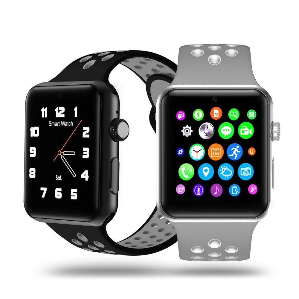 DM09Plus Bluetooth Smart Wrist Watch SIM GSM Phone Sports