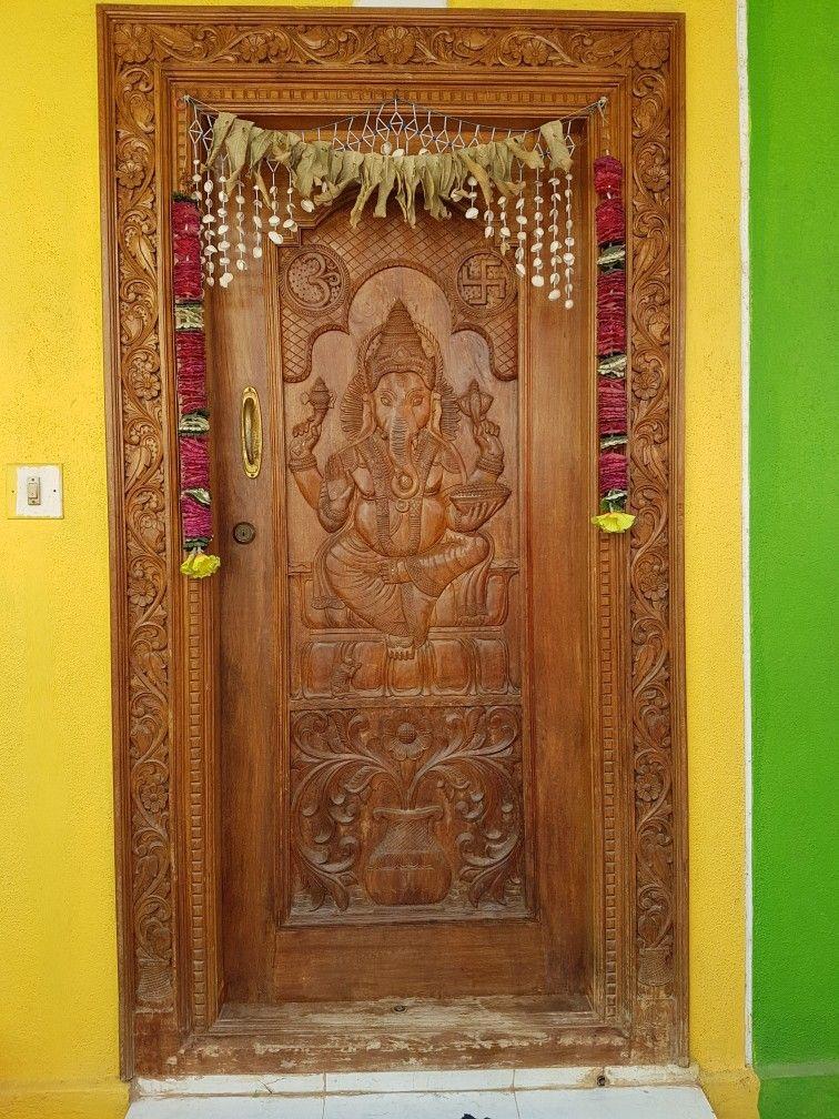Ganesha Banguluru Door Design Wood Front Door Design Wood Wooden Door Design