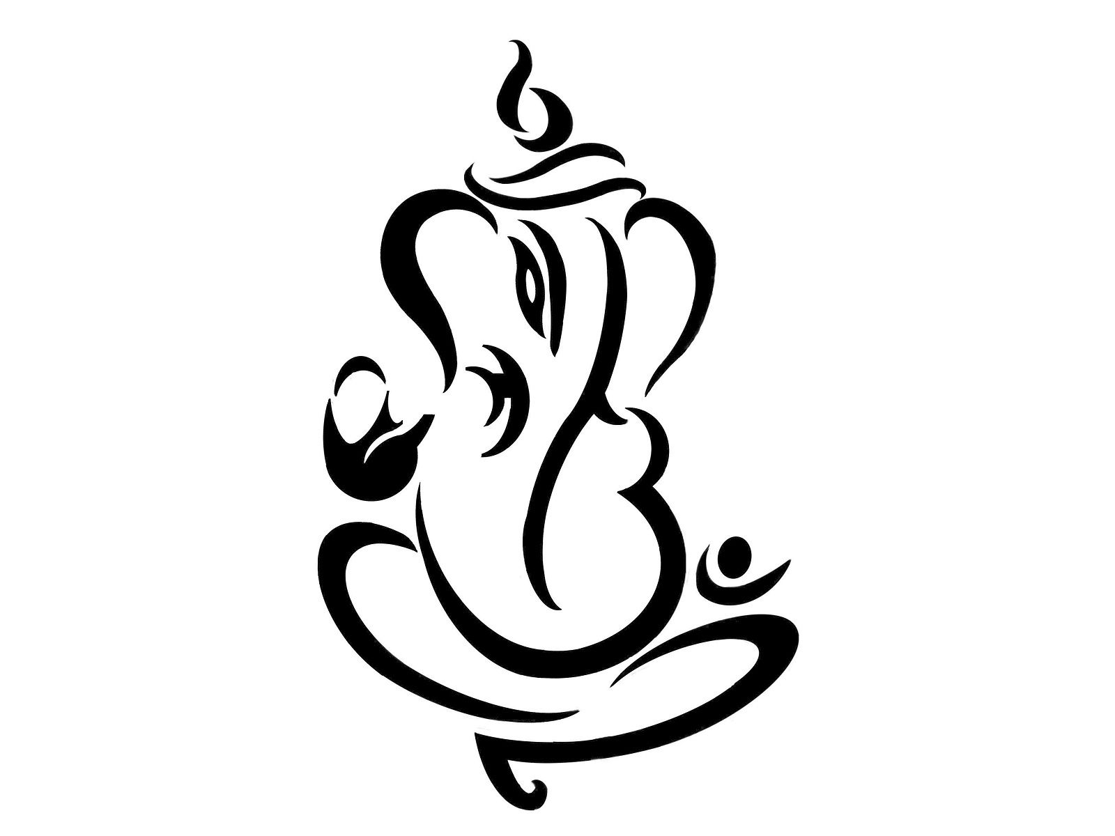 You May Also Like Ganesha Black And White High Resolution Ganesh Tattoo Ganesha Pictures Ganesha Tattoo