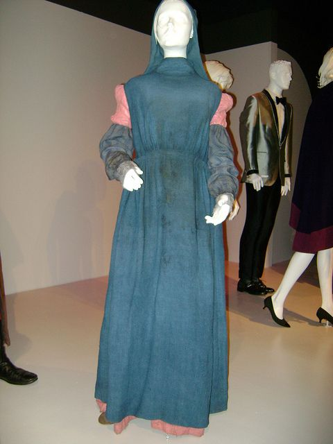 Fantine's factory costume from the Les Mis movie