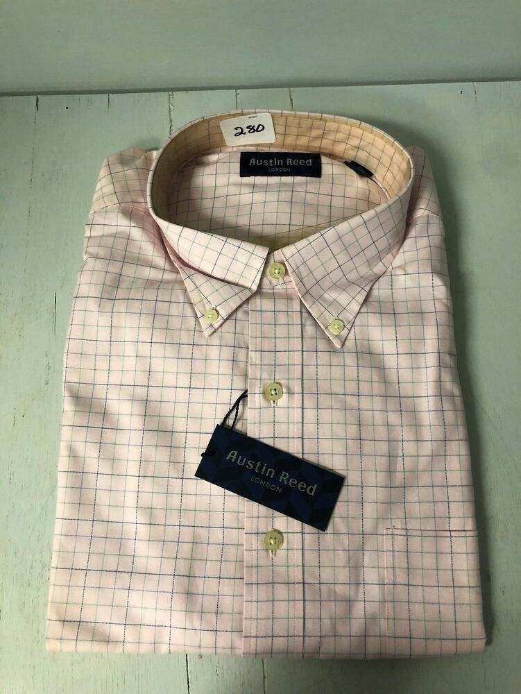 Xl Austin Reed London New Long Sleeve Button Down Oxford Shirt 100 Cotton Fashion Clothing Shoes Accessories Mensclothi Shirts Oxford Shirt Austin Reed