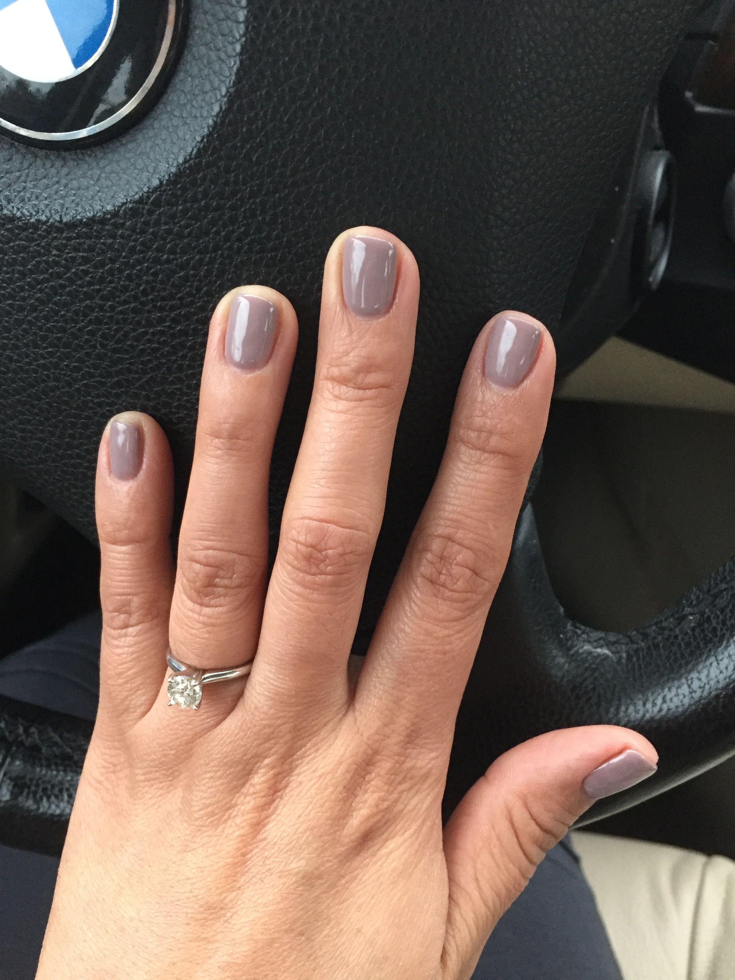 Opi Taupe Less Beach Gel Nail Polish Is Awesome