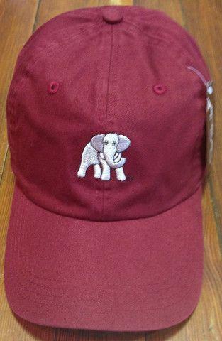 elephant wear cap by ahead 4 colors alabama crimson tide