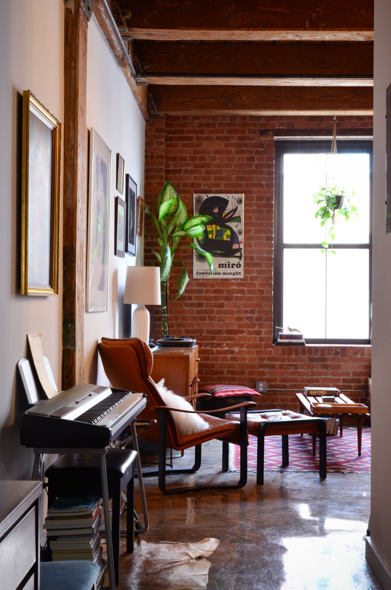 A Maximalist Rich Lady Style Brooklyn Studio Studio Apartment Living Apartment Living Studio Apartment