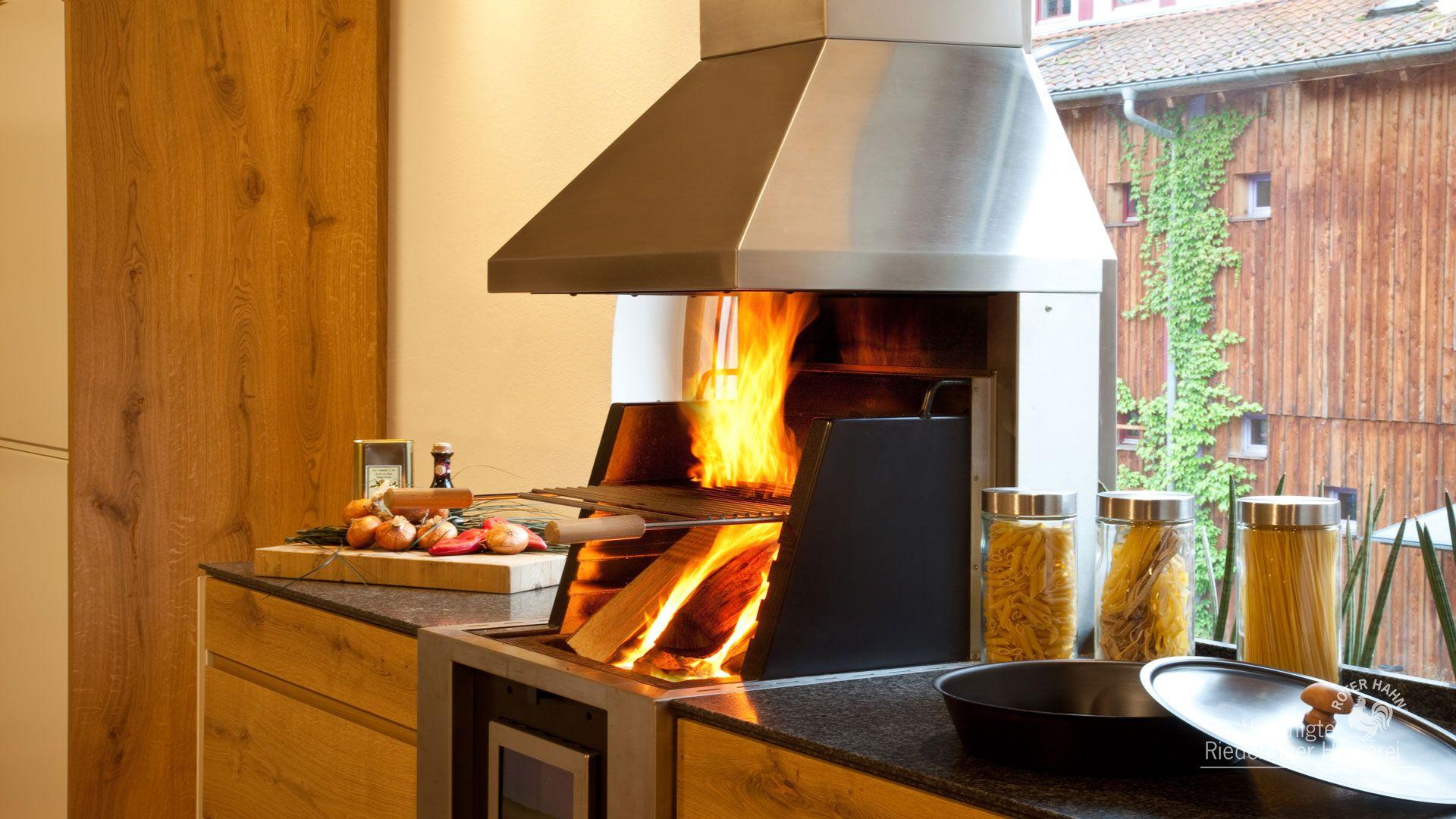 Cook Cook #Herd #Holzfeuerherd #Ofenkunst #Riederinger Hafnerei www.Ofenkunst.de