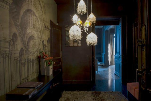 Appartement Boccador - Réalisation Gérard Faivre ENTREES Du0027APPART - deco entree d appartement