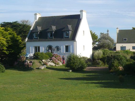 a lovely place to rent BrignoganPlage Ferienhaus