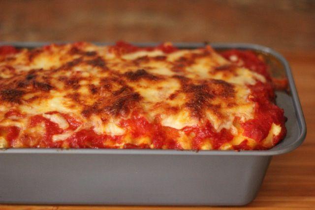 Roasted Eggplant And Beef Lasagna Beef Lasagna Lasagna Food