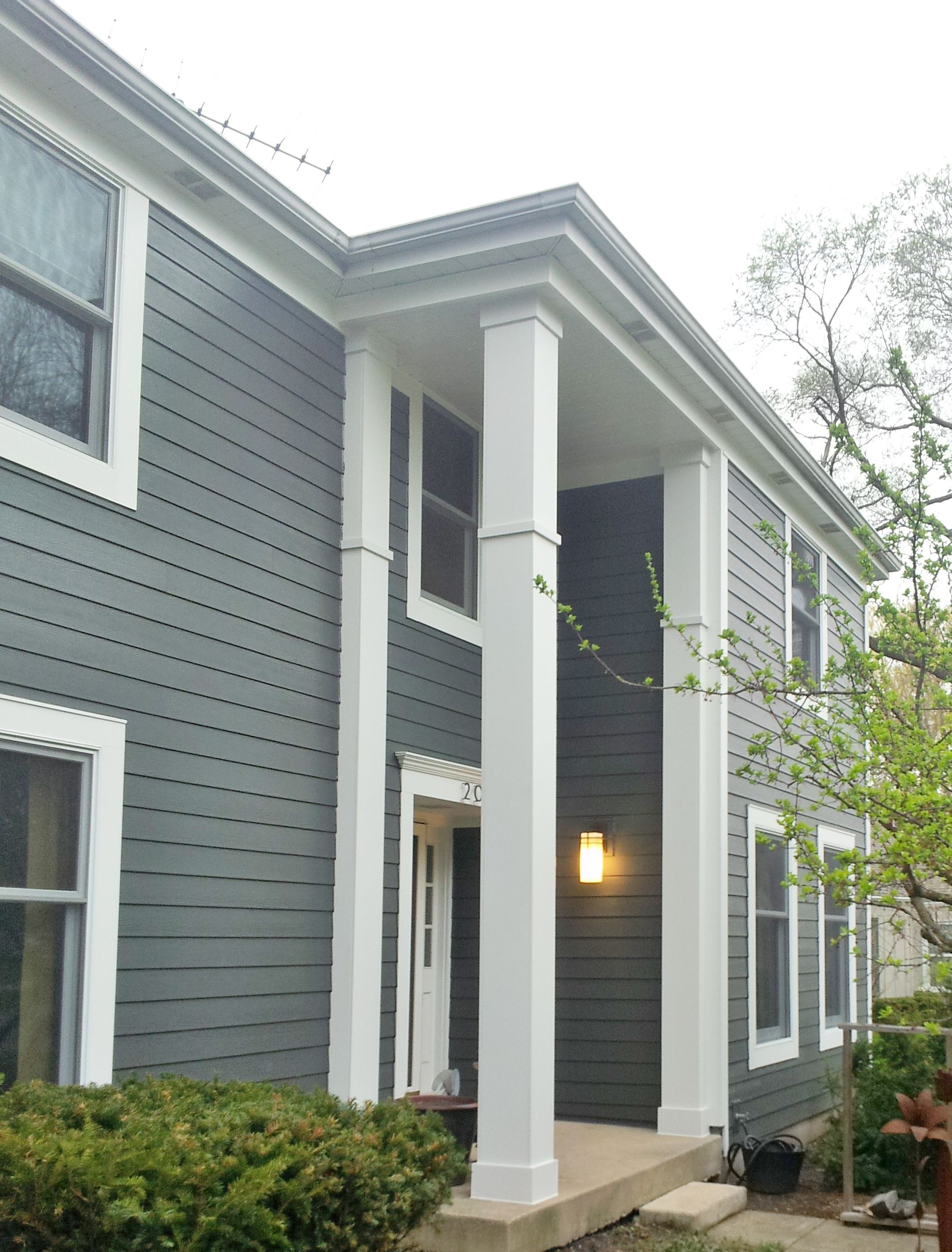 Contact Us Opal Enterprises Inc Exterior House Renovation House Exterior Hardie Siding