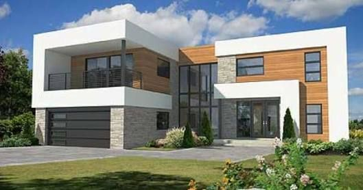 Two storey mid century modern minimalist houses google search also rh in pinterest
