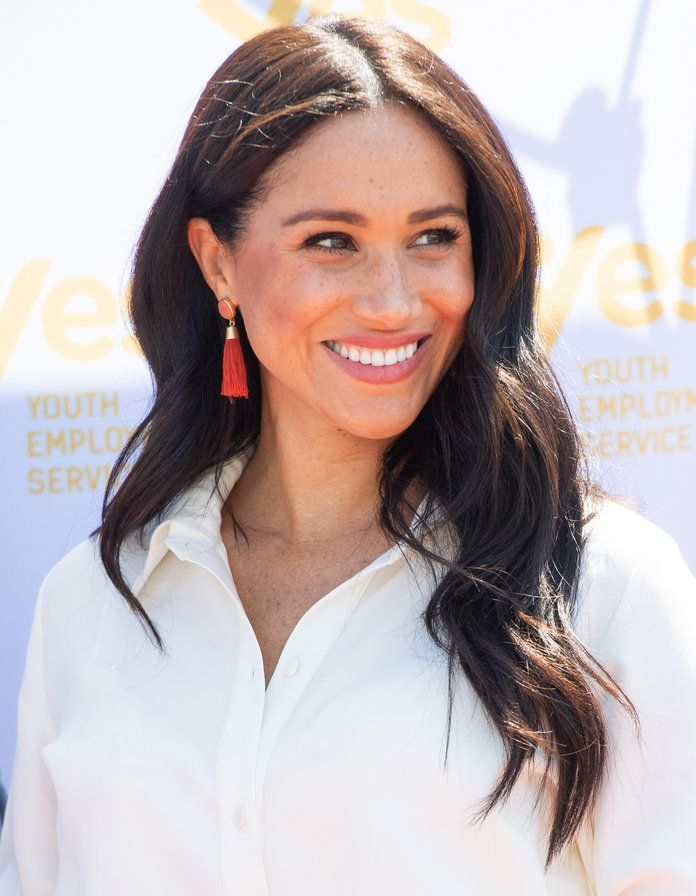 Meghan Markle's Controversial Jeans Are Finally Back in Stock
