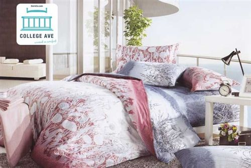 Dorm Bedding On Pinterest Comforter Sets Twin Xl Bedding And Teen Vogue