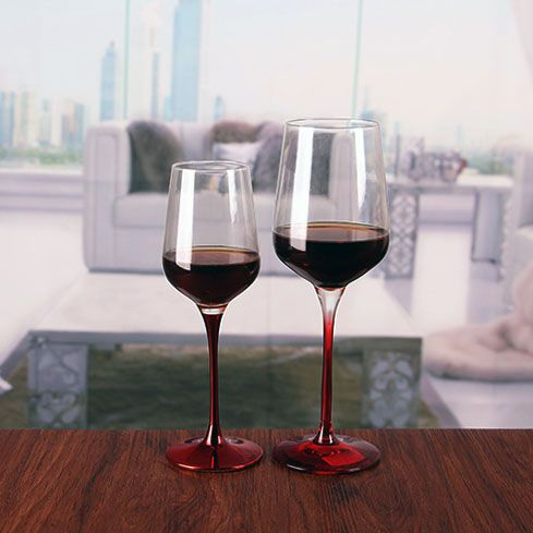 2b50438bbe0 Cheap goblets crystal wine glasses red stem wine glasses wholesale ...