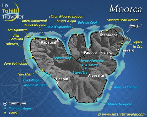 Pictures Of Moorea Tahiti Google Search Tahiti French