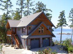 Blue Orca Cottage in Pender Harbour (Hosts: Kent & Krista Maurer) 4200 Orca Road Garden Bay B.C.  Canada V0N-1S1 (604) 883-2913 kmaurer@dccnet.com