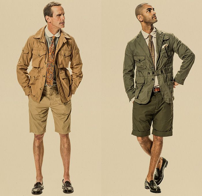 Engineered Garments New York 2015 Spring Summer Mens ...