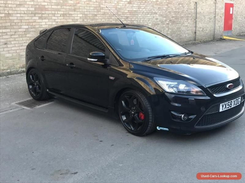 Car For Sale Ford Focus St3 Modified 320bhp