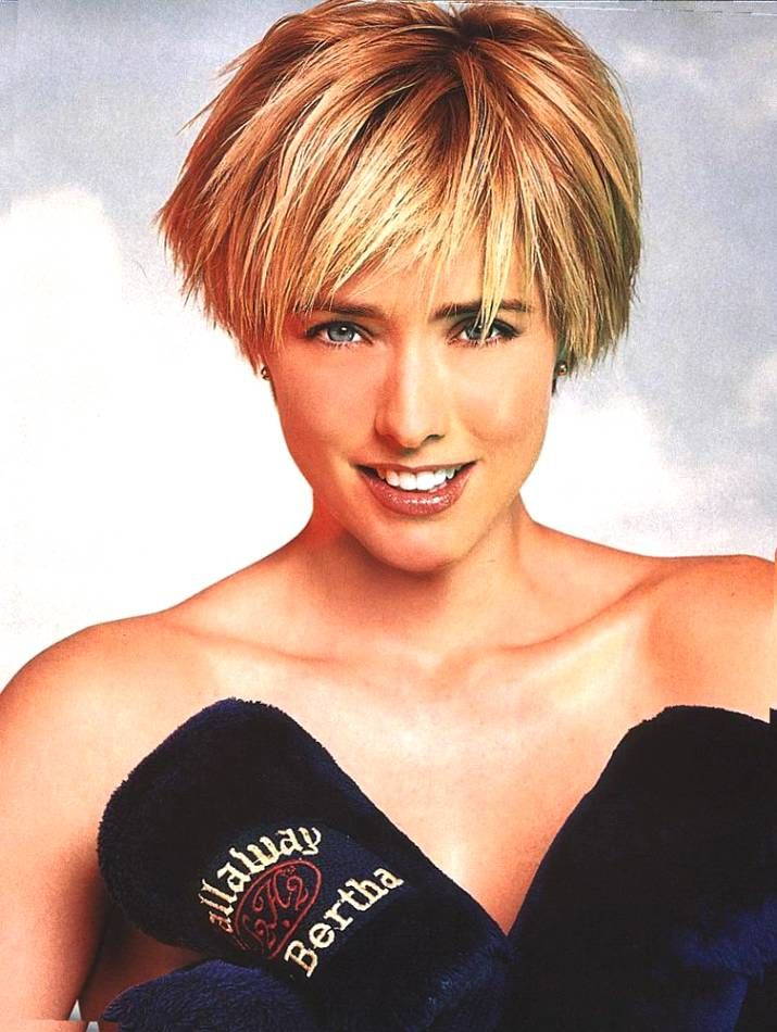 Tea Leoni Haircut Family Man | Excellence Hairstyles Gallery ...