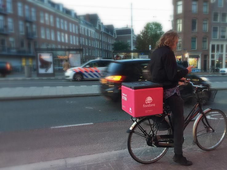 Best Food Delivery In Amsterdam Luckily There Are A Ton Of