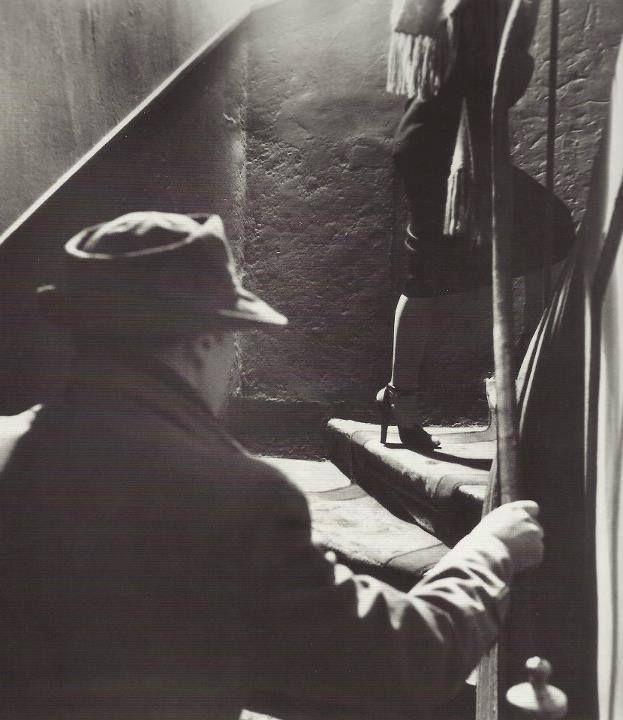 Robert Doisneau- L'escalier, 1952