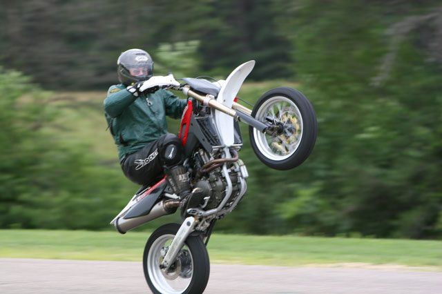 Thinking Of Getting A Drz400sm?? - Page 2 - SuperMoto - ThumperTalk