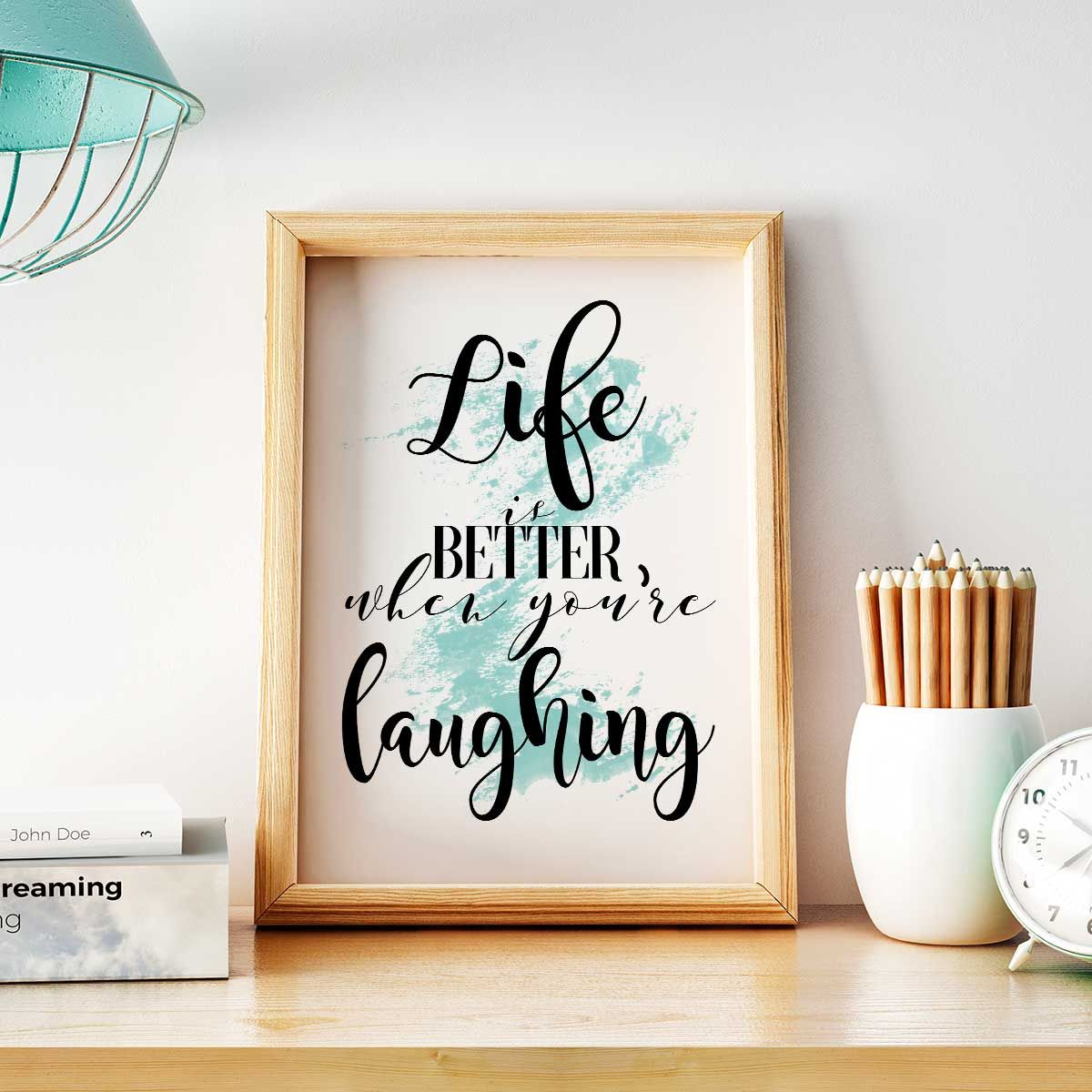 Quote about life inspiring quote life quote printable life  Etsy