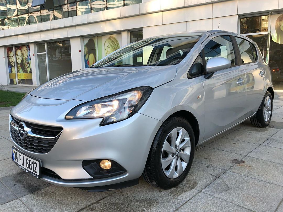 2016 Opel Corsa 1 3 Cdti Enjoy Celik Jant Sis Fari Hiz Sabitleme