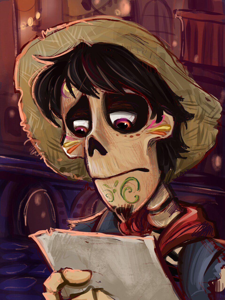Hector in coco movie 2017 Disney Pinterest Movie
