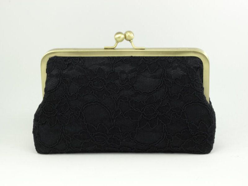 Davie and Chiyo: Antoinette Clutch  (from Make It craft show, local)