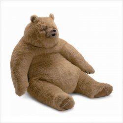 Hay Hay Chicken Stuffed Animal, Big Teddy Bears Big Teddy Bear Teddy Bear Kodiak Bear