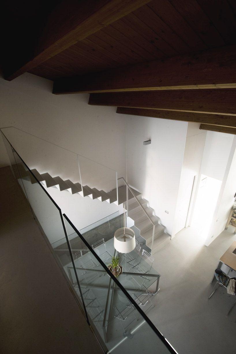 romano adolini: three-family home in nepi
