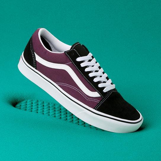Sport Comfycush Old Skool Shoes | Black | Vans | Black vans