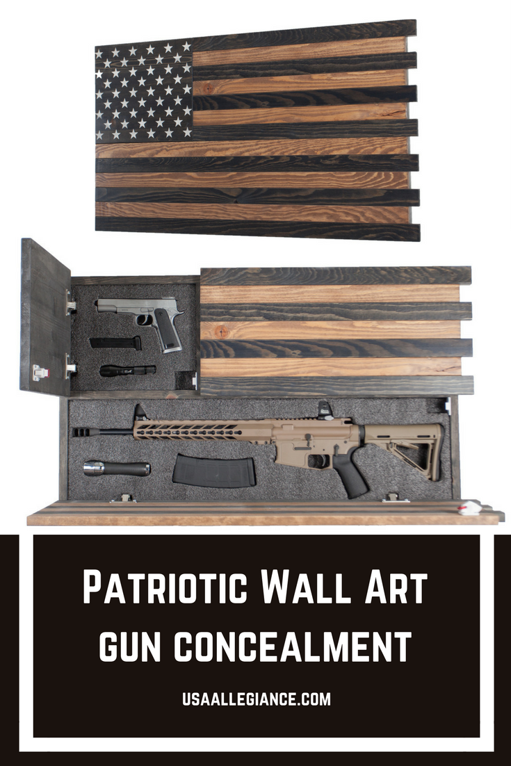 Pin On Gun Concealment Cabinets