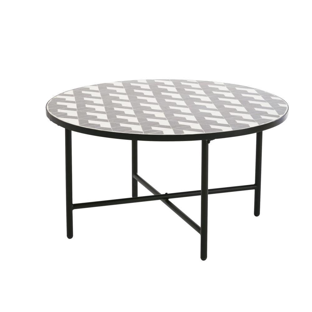 Outdoor Beistelltisch Und Couchtisch Fur Den Garten Gartentisch Couchtisch Tisch