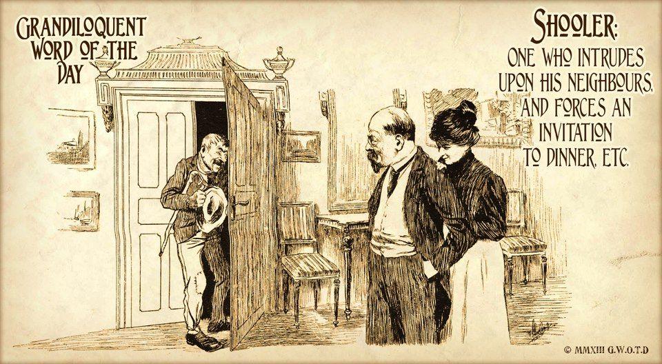 Shooler shooler noun one who intrudes upon his neighbour and shooler shooler noun one who intrudes upon his neighbour stopboris Choice Image