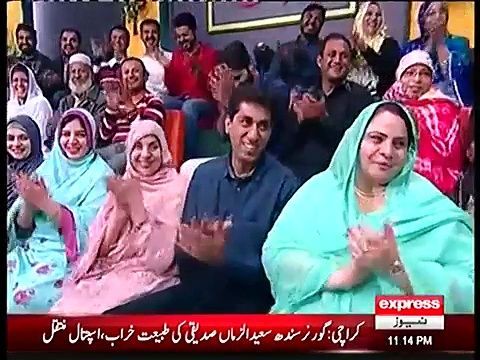 The Awesome World: Khabardar with Aftab Iqbal On Express News 13th No...