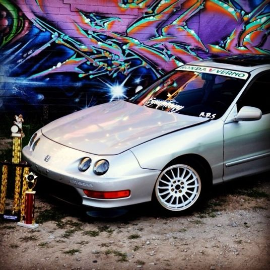 2001 Acura Integra #acura #integra (With Images)
