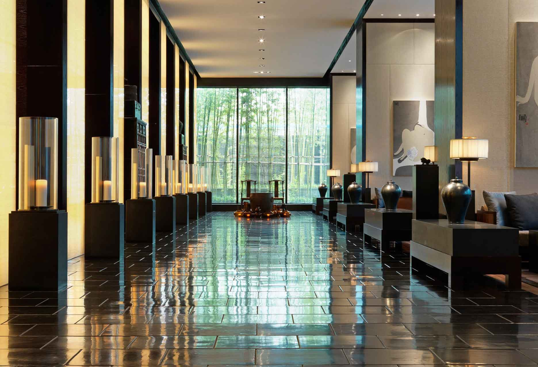 The PuLi Hotel & Spa featured at D&D