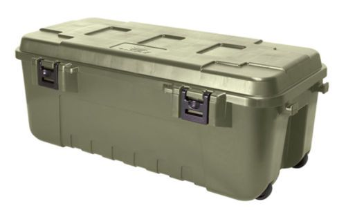 Plano Molding Storage Box Plastic Utility Lockers Waterproof Case Fishing Chest